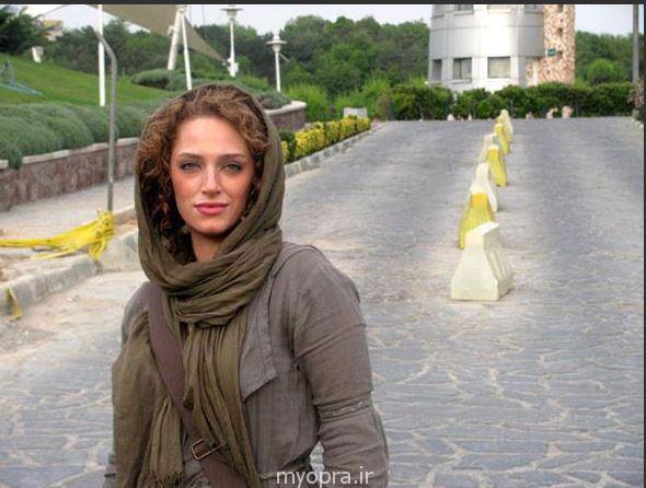 عکس های زیبا از نگین معتضدی بازیگر خلسه ازمجموعه راه شیری