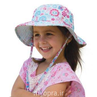 مدل های جدید  وشیک کلاه آفتابی  برای دختر بچه ها