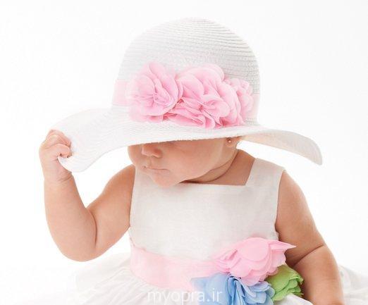 مدل های جدید  و شیک کلاه آفتابی  برای دختر بچه ها