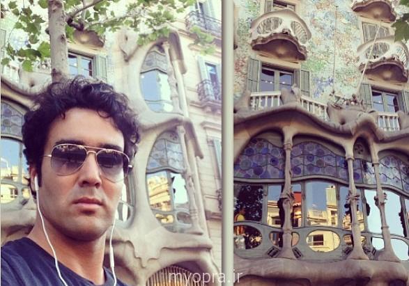 ناب ترین تک عکس های جدید از بازیگران مرد ایرانی اردیبهشت 93