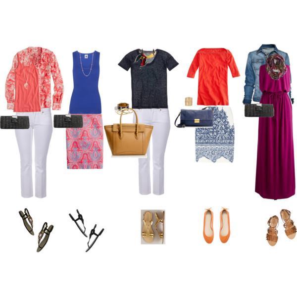 چگونه لباس تابستانه را با ساپورت و صندل ست کنیم ؟