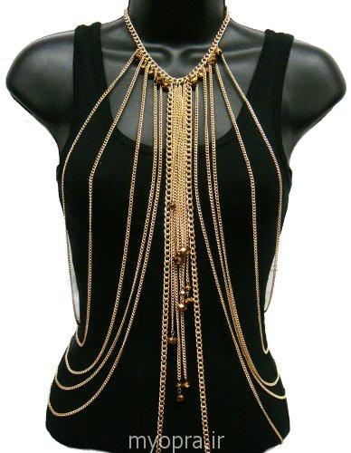 آخرین مد طلا و جواهرات خانم ها