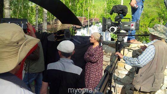 جدیدترین عکس های مهناز افشار و تیپ جدیدش در تاجیکستان