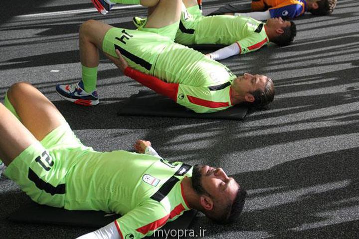 عکس های تیم فوتبال ایران در برزیلعکس های تیم فوتبال ایران در برزیل