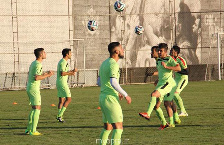 عکس های تیم فوتبال ایران در برزیل