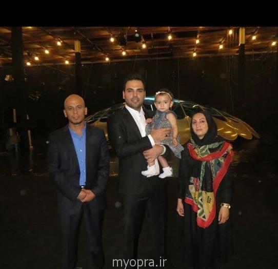 عکس های جدید احسان علیخانی در ماه عسل تیر 93