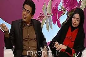 اولین گفتگو و مصاحبه با آزاده نامداری بعد از جدایی اش از فرزاد حسنی