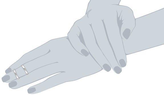 انگشتر دخترانه و زنانه (21)