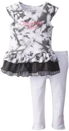 شیک ترین ست های لباس پاییزه و زمستانه دخترانه 93