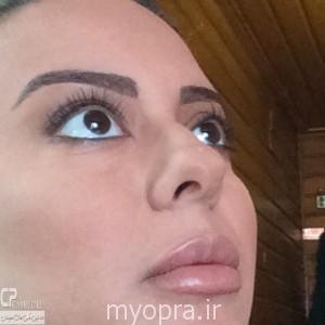 عکس جدید زهرا اویسی مهر ماه 93