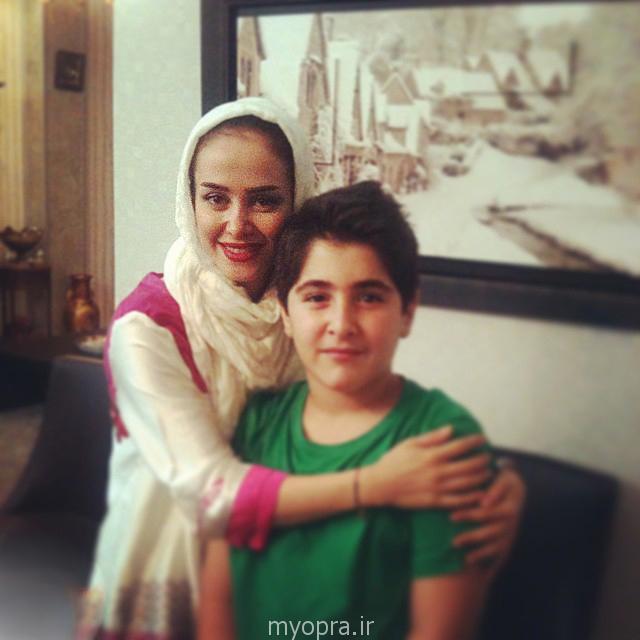 عکس جدید الناز حبیبی مهر 93
