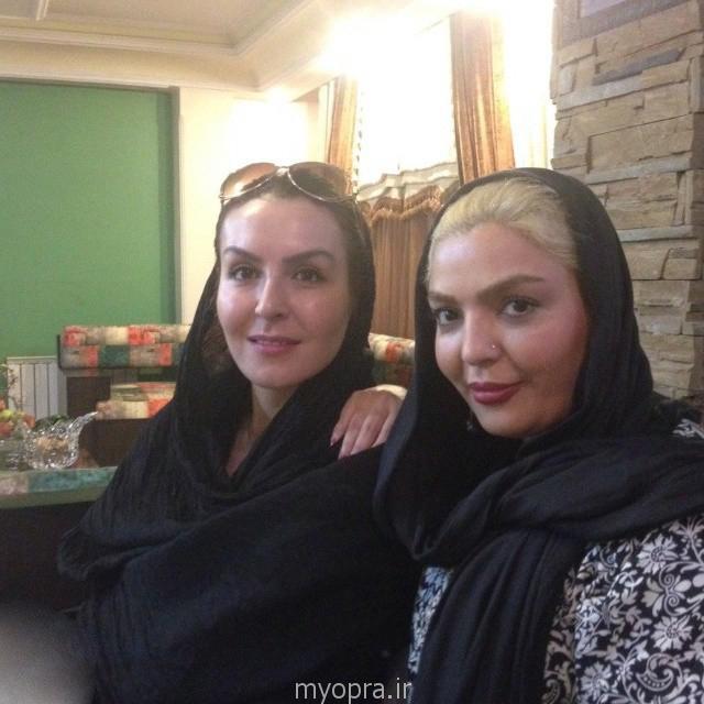 عکس جدید شهرزاد عبدامجید و آزیتا ترکاشوند