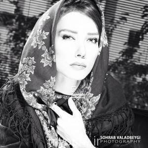 عکس جدید شهرزاد کمال زاده مهر ماه 93