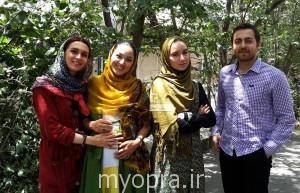 عکس جدید فریبا طالبی  مهر ماه 93