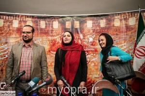 عکس جدید مریلا زارعی مهر ماه 93