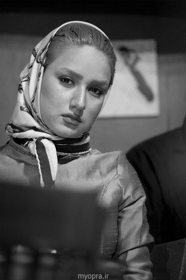 عکس های زیبای مینا دلشاد بازیگر سریال کیفر شبکه دو