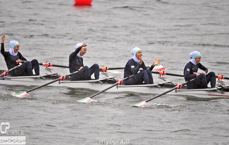 عکس ورزشکاران زن ایرانی در بازی های آسیایی اینچئون