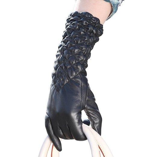 جدیدترین و شیک ترین مدل دستکش  زنانه زمستان 93