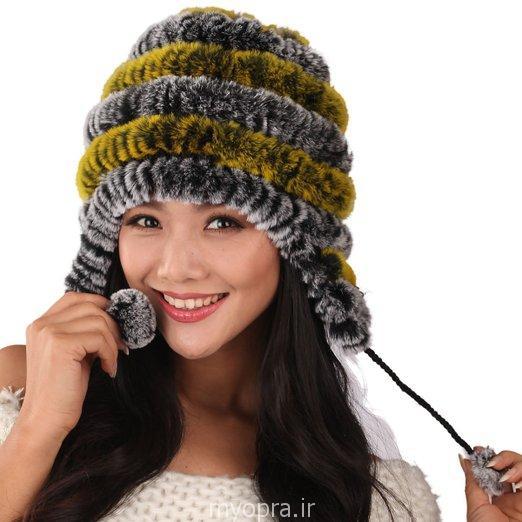 جدیدترین و شیک ترین مدل کلاه زنانه زمستان 93