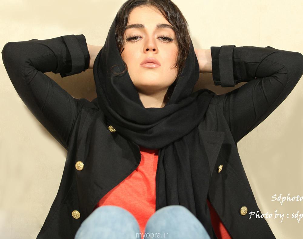 عکس های جدید و زیبای افسانه پاکرو مهر 93