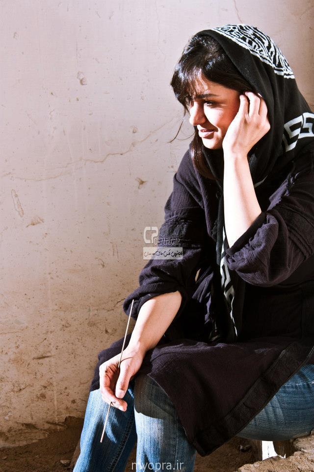 عکس و بیوگرافی معصومه بافنده بازیگر نقش آوا در سریال زخم