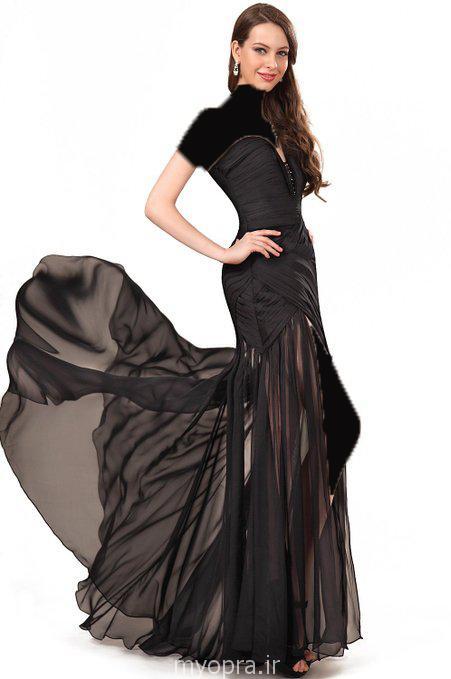 لباس مجلسی بلند زنانه 2015 لباس مجلسی بلند زنانه 2015
