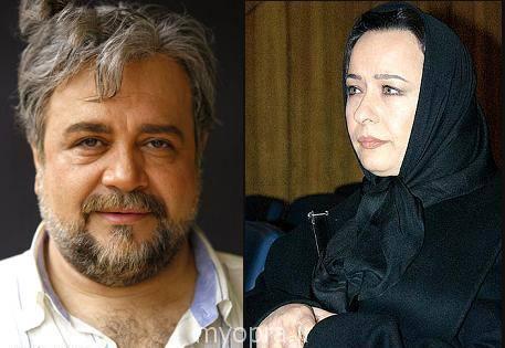 محمدرضا شریفی نیا و همسرسابقش