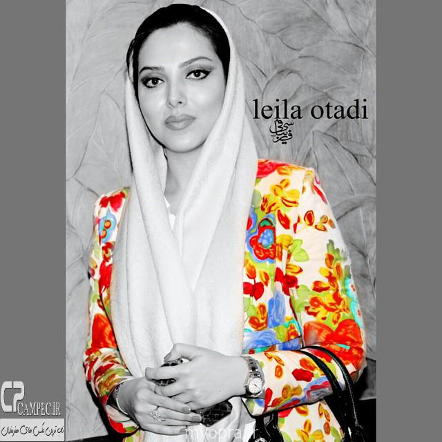 گالری جذاب ترین و زیباترین عکس های لیلا اوتادی + بیوگرافی