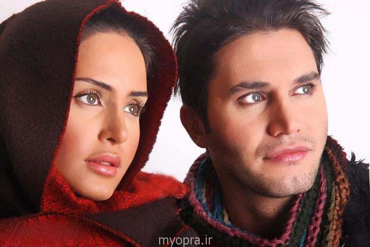عکس بازیگران ایرانی در کنار خواهر و برادر شان