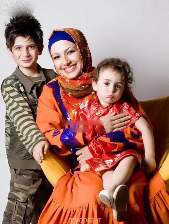 خاله شادونه و فرزندانش