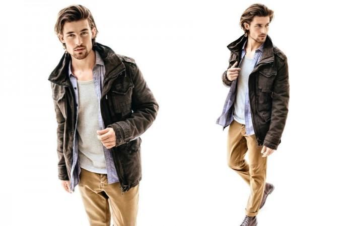 لباس مردان خوش تیپ