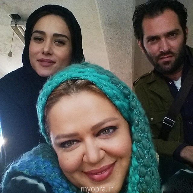 بازیگران ایرانی آذر 93عکس زیبای  بهاره رهنما