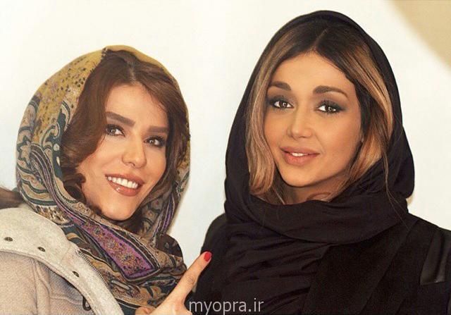 عکس سحر دولتشاهی بعد از طلاق از رامبد جوان