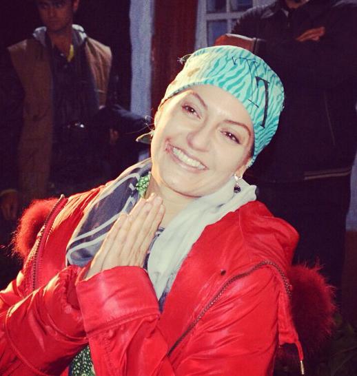 بازیگران زن ایرانی دی 93