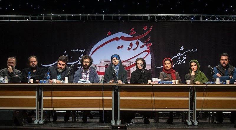عکس بازیگران پرده نشین در نشت خبری
