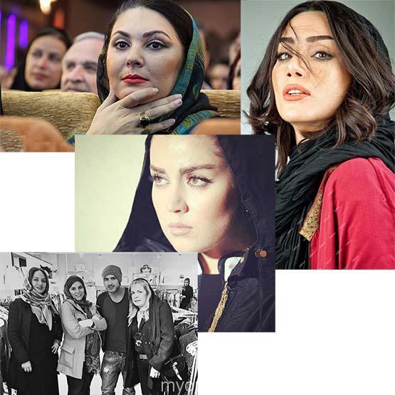 بازیگران ایرانی  93