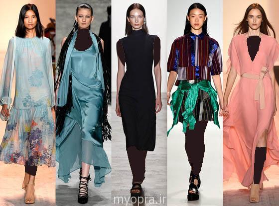 لباس زنانه بهار و عید 94
