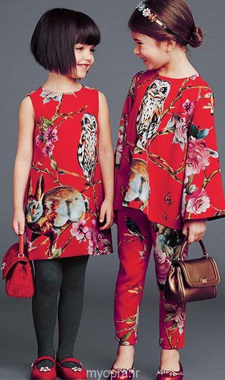 لباس دختر بچه ها بهار  و عید  94