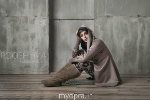 مدل های مانتو ایرانی  2015