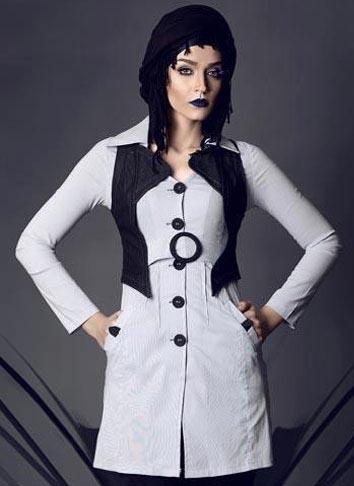 مدل های جدید مانتو ایرانی عید و بهار 94