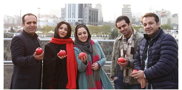 شب یلدای هنرمندان ایرانی