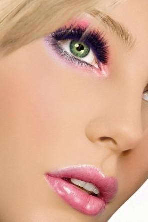 آرایش و سایه چشم به ساده ترین روش + آموزش تصویری