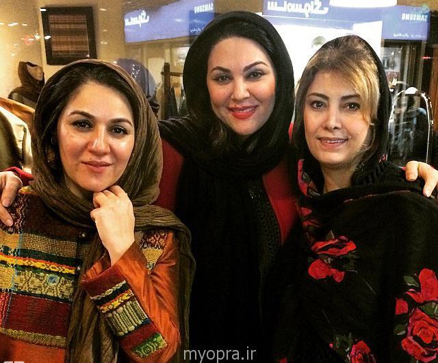 تصاویر بازیگران زن ایرانی دی ماه 93
