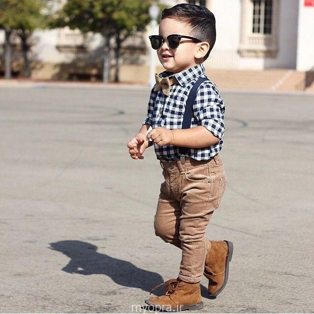 لباس بچه پسر
