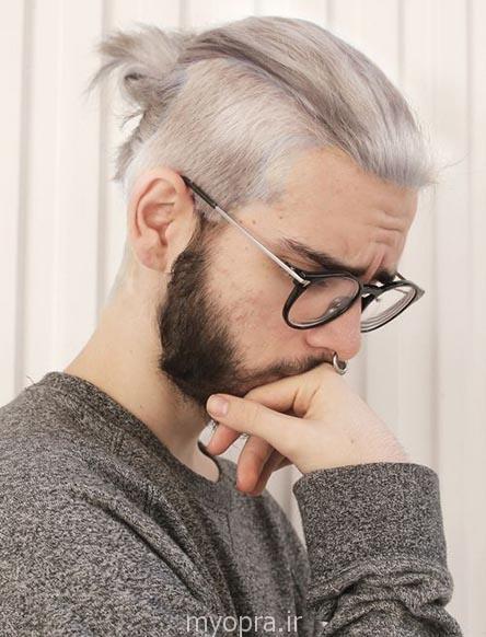 جدیدترین  مدل های موی مردانه در سال 2015
