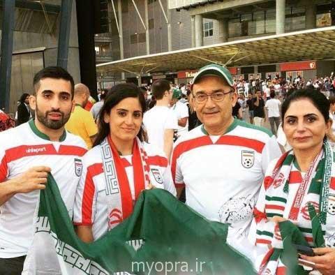 تماشاگران ایرانی و برد ایتماشاگران ایرانی و برد ایران در سیدنی استرالیا