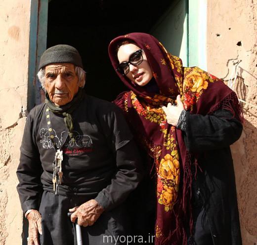 شهرزاد کمالزاده بهمن ماه 93