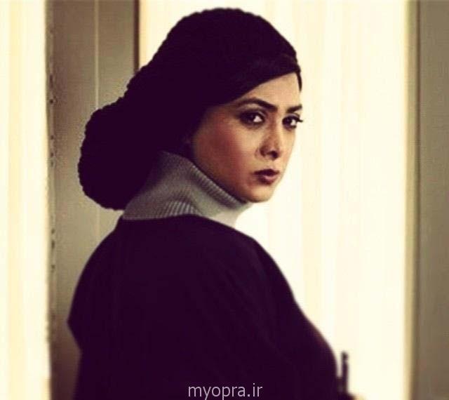 بازیگران زن ایرانی 93 آزاده صمدی بهمن 93