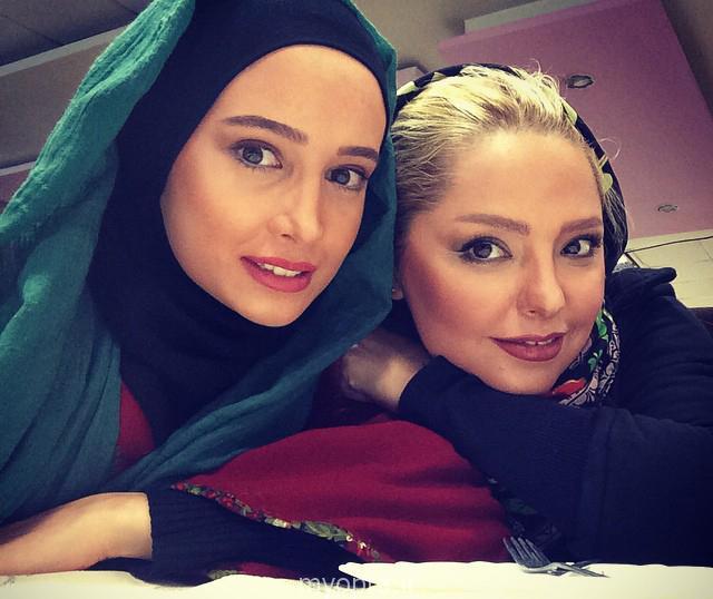 غزال وکیلی بازیگر نقش سحر در مجموعه آخرین بازی