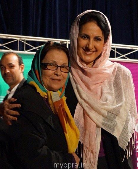 عکس جدید فاطمه گودرزی زمستان ۹۳ بازیگر زن ایرانی